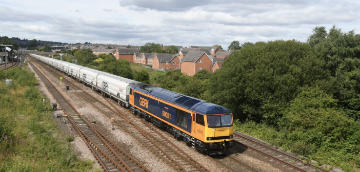 GB Railfreight and Drax extend biomass transport contract