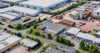 Manufacturing site snapped up for mid-box warehouse scheme