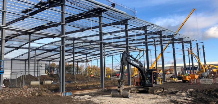 South Yorkshire spec scheme on course to complete in New Year
