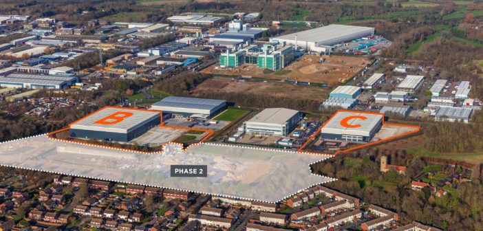 Plans approved for second phase of Icon Harlow logistics development