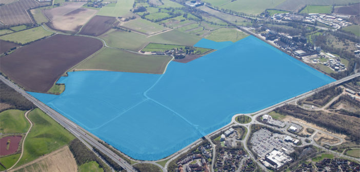 Mega shed scheme in Suffolk boosted by Freeport designation