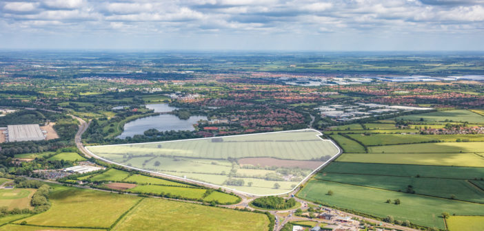 Ivanhoé Cambridge and PLP to develop 2 million sq ft logistics project in Milton Keynes