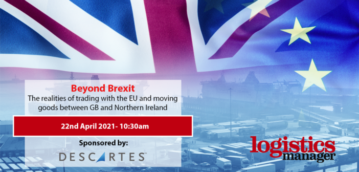 Beyond Brexit – The realities of trading with the EU and moving goods between GB and Northern Ireland