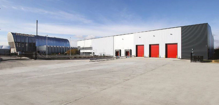 Packaging firm snaps up Leeds shed