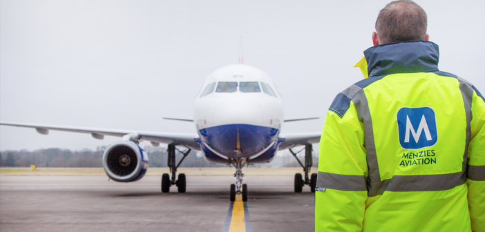 Menzies Aviation commits to carbon neutrality by 2033