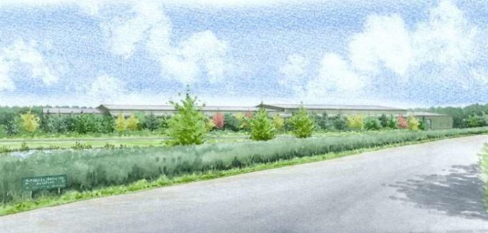 Walker Logistics wins approval for new DC.