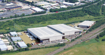 Logicor wins approval for 360,000ft2 warehouse scheme in Widnes