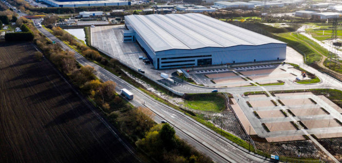 Geodis takes South Yorkshire warehouse