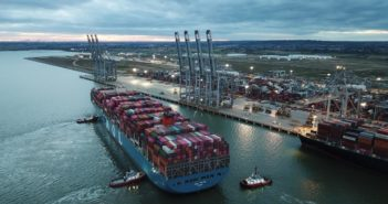DP World sees record volumes of cargo