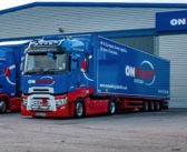 Connected fleet management cuts fuel costs by a third for Birmingham-based logistics firm