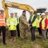 Work starts on £83m military logistics centre