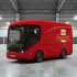 Royal Mail trials electric truck