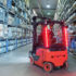 Linde produces new lighting solution for forklifts