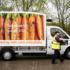 Sainsbury's trials electric van