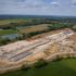 DPD's £150m super hub takes shape