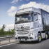 New Actros promises fuel savings